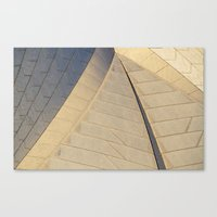 Sydney Opera House II Canvas Print