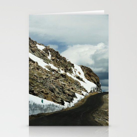 Mile 11 Stationery Card
