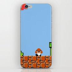 Minion's Last Rites: Mario's Goomba iPhone & iPod Skin