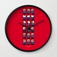 Bomberman Wall Clock
