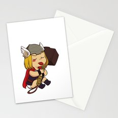 Baby Thor Stationery Cards
