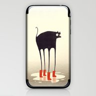 Wellies! iPhone & iPod Skin