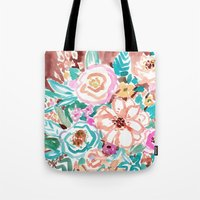 SMELLS LIKE COFFEE BY THE OCEAN Tote Bag