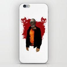 The Haunted Hunter iPhone & iPod Skin