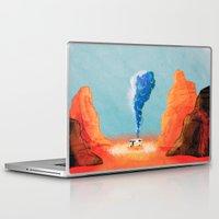 breaking bad Laptop & iPad Skins featuring Breaking Bad. by Caleb Boyles