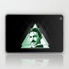 Tri-Tesla Laptop & iPad Skin