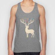 My Deer Universe Unisex Tank Top