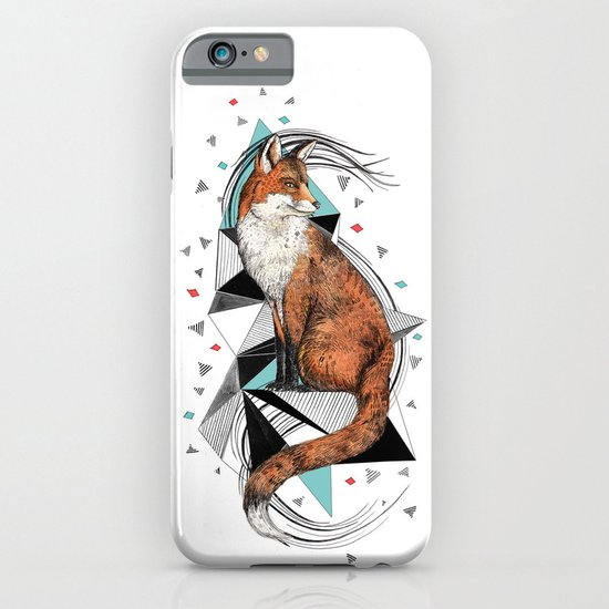 Foa the Fox iPhone & iPod Case