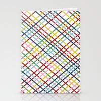 Weave 45 Zoom Stationery Cards