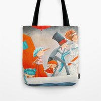 The Company Tote Bag