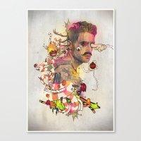 Zero Canvas Print