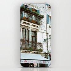 VENICE V - APARTMENT iPhone & iPod Skin