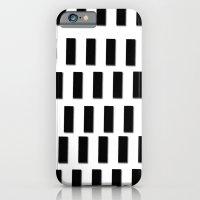 Graphic_Dashed iPhone 6 Slim Case