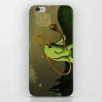 Decorando El Espacio iPhone & iPod Skin