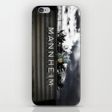 Mannheim iPhone & iPod Skin