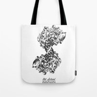 Old School Rocks (Classic Rock Version) Tote Bag