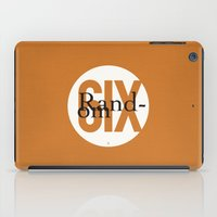 Rand-om iPad Case