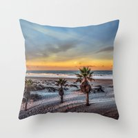 Wake Up For Sunrise In C… Throw Pillow