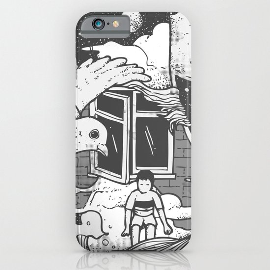 Flowing Dream iPhone & iPod Case