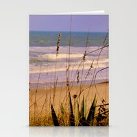 Is That Our Beach? Stationery Cards