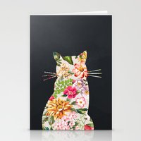 Tropicat Stationery Cards