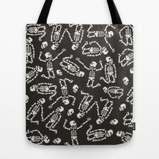 skeletons Tote Bag