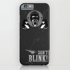 Doctor Who: Weeping Angel iPhone 6s Slim Case