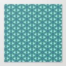 Blue 3 Canvas Print