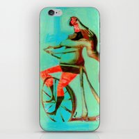 BUNNY HOP iPhone & iPod Skin