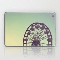 Let's go for a ride Laptop & iPad Skin