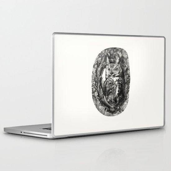 Nightwatch - by Eric Fan and Garima Dhawan  Laptop & iPad Skin