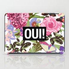 OUI iPad Case
