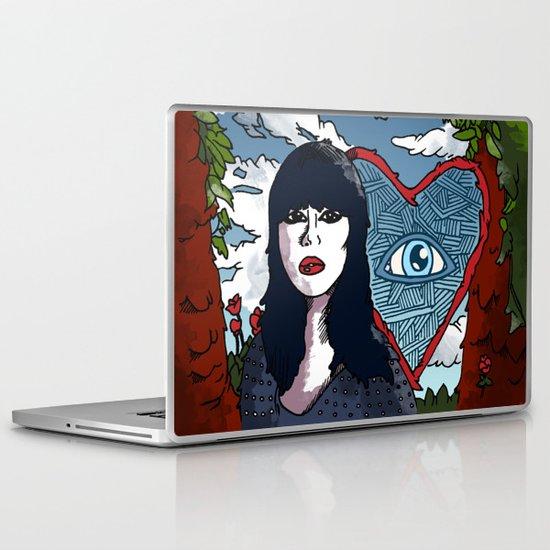 """Too True""  by Jacob Livengood Laptop & iPad Skin"