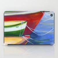 Gone Fishin' iPad Case