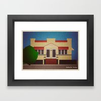 Breaking Bad - Breakage Framed Art Print