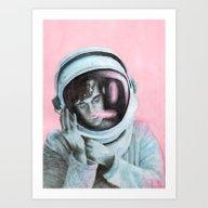 ASTRO BOY // MATTY HEALY Art Print