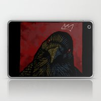 King of the Crows. Laptop & iPad Skin