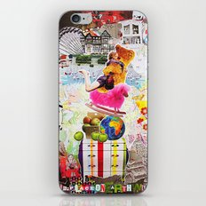 Heaven Is A Place On Earth With You iPhone & iPod Skin