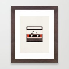 Audio Revolution Framed Art Print