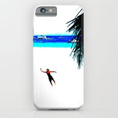 Borocay Beach Dive - Happy Place iPhone 6 Slim Case