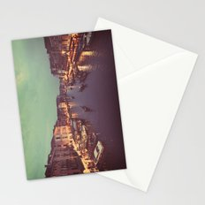 Pretty Lights in Venice  Stationery Cards