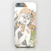 iPhone & iPod Case featuring pistil by Cassidy Rae Limbach