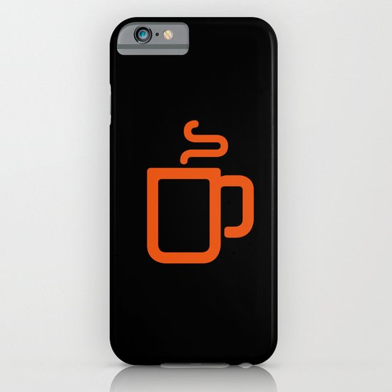 Coffee: The Drink BLACK iPhone & iPod Case