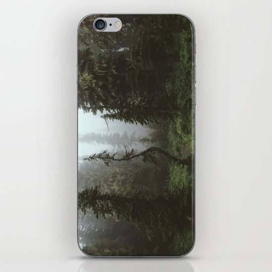 Rainier Forest iPhone & iPod Skin