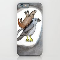 Pigeon Rat iPhone 6 Slim Case