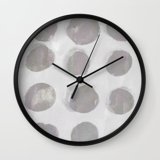 neutral Wall Clock