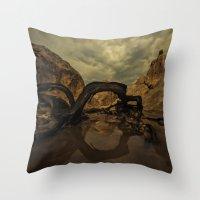 Provision Throw Pillow