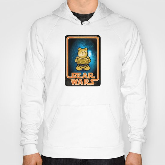 Bear Wars - G3PU Hoody