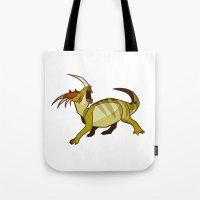 Styracosaurus Tote Bag