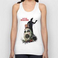 Captain Spaulding: Monster Madness Series Unisex Tank Top